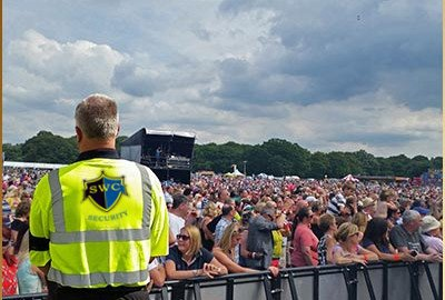 Crowd Control/Event Security